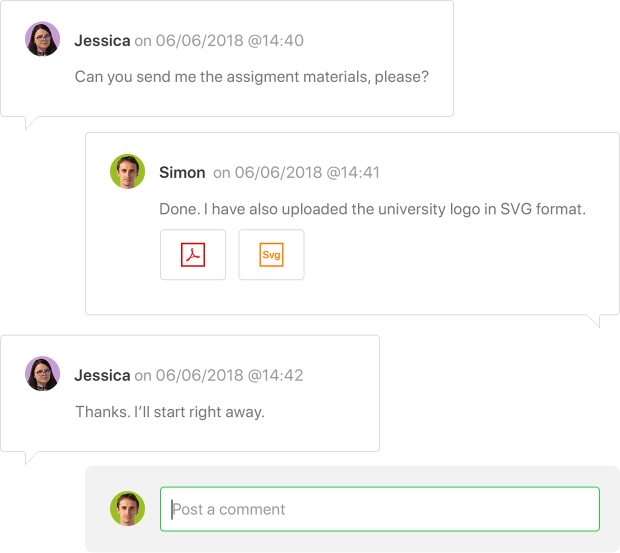 assigned-comments