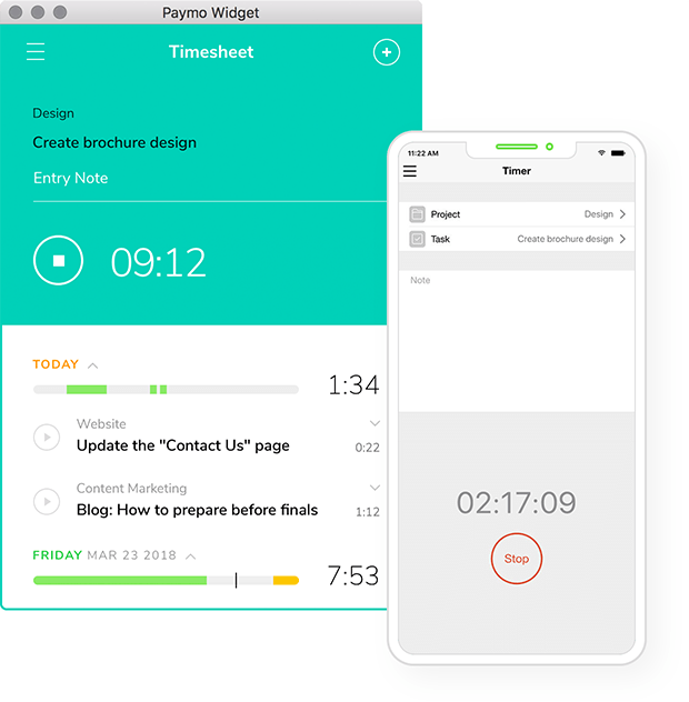 time-tracking