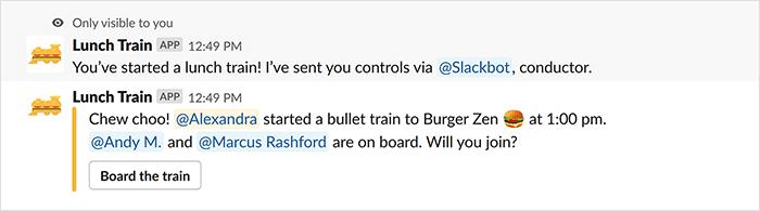 lunchtrain-app-for-slack