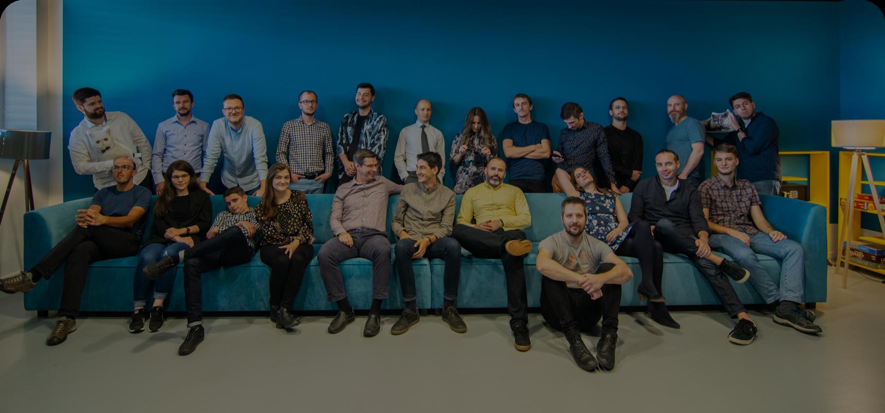 Meet Paymo Team