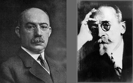 Henry Gantt and Karol Adamiecki