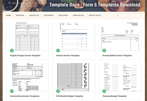 Invoice Template Top 10 Free Resources Project Management