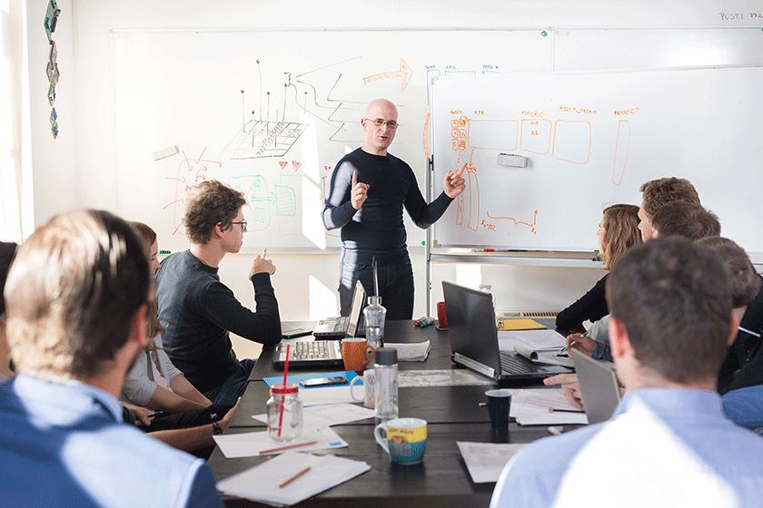 leadership roles at work