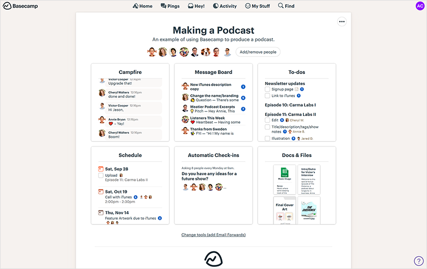 basecamp-projects