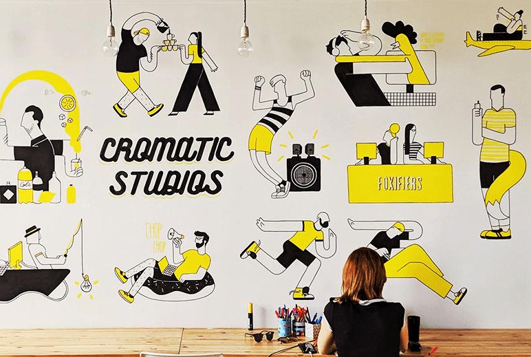 cromatic studios