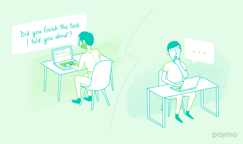 remote-team-communicating